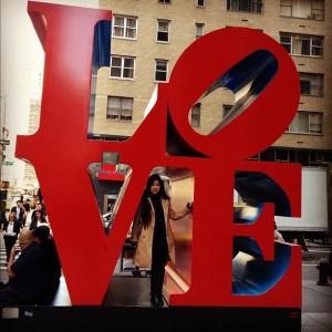 LOVE New York