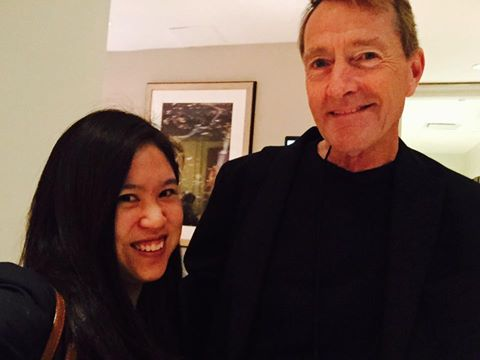 Lee Child at the Thrillerfest